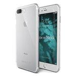 Coque de protection intégrale + verre trempé pour Apple iPhone 7 Plus