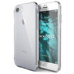 Coque de protection intégrale + verre trempé pour Apple iPhone 7
