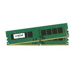 Kit Dual Channel RAM DDR4 PC4-17000 - CT2K8G4DFS8213 (garantie 10 ans par Crucial)