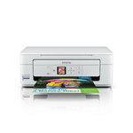 Imprimante Multifonction jet d'encre couleur 3-en-1 (USB 2.0/Wi-Fi)
