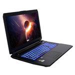 """Intel Core i7-6700HQ 16 Go SSD 240 Go + HDD 2 To 17.3"""" LED Full HD NVIDIA GeForce GTX 1060 6 Go Wi-Fi N/Bluetooth Webcam (sans OS)"""
