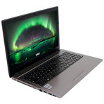 "Intel Core i5-6300HQ 8 Go SSD 120 Go + HDD 1 To 15.6"" LED Full HD Graveur DVD Wi-Fi N/Bluetooth Webcam (sans OS)"