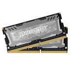 Kit Dual Channel RAM DDR4 PC4-19200 - BLS2C16G4S240FSD (garantie 10 ans par Crucial)
