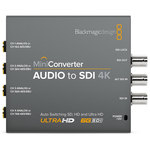 Mini convertisseur Audio vers SDI 4K