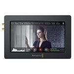 """Ecran de monitoring 5"""" Full HD avec enregistreur HD et down-convertisseur"""