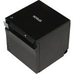 Imprimante de tickets thermique noire (Ethernet)