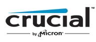 Voir la fiche produit Crucial DDR2 1 Go 667 MHz